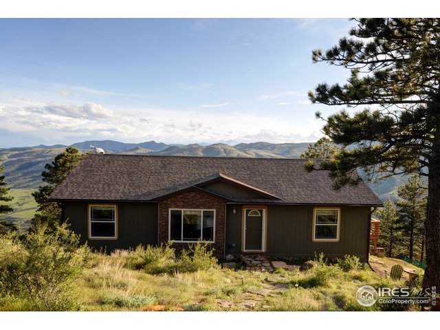 12727 Otter Rd, Loveland, CO 80538 (MLS #895588) :: 8z Real Estate