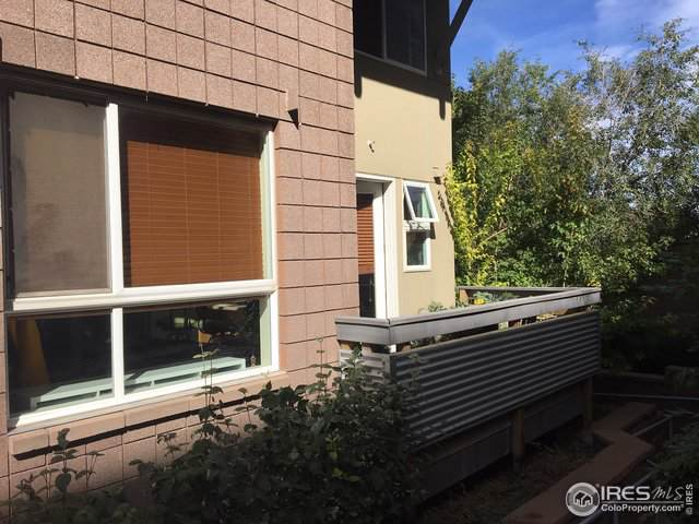 2870 E College Ave #112, Boulder, CO 80303 (MLS #895609) :: Kittle Real Estate