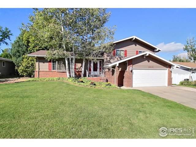1915 27th Ave, Greeley, CO 80634 (MLS #895611) :: 8z Real Estate