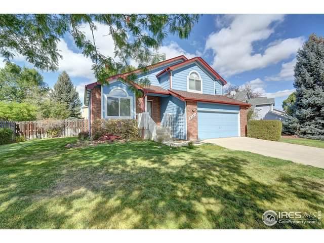 4277 Stoneridge Dr, Fort Collins, CO 80525 (#895630) :: James Crocker Team