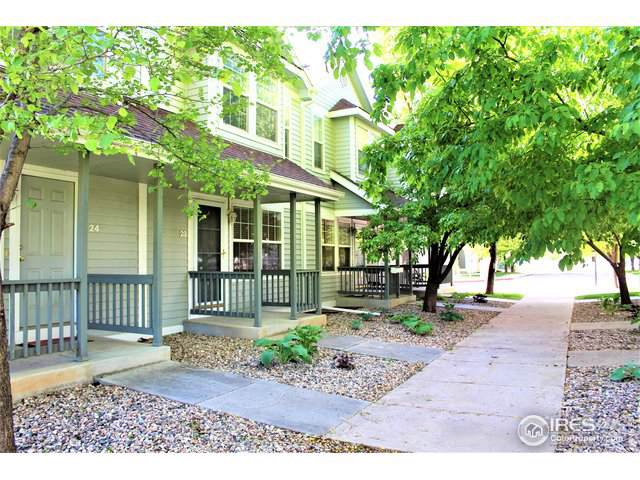 1115 W Swallow Rd #23, Fort Collins, CO 80526 (MLS #895635) :: 8z Real Estate