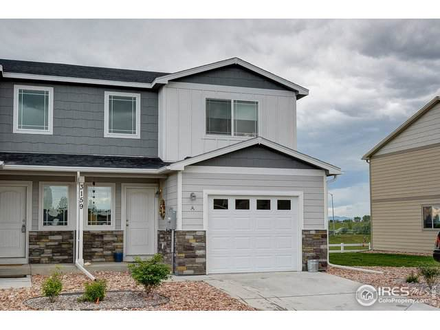 3159 Fairmont Dr 8-A, Wellington, CO 80549 (MLS #895639) :: June's Team