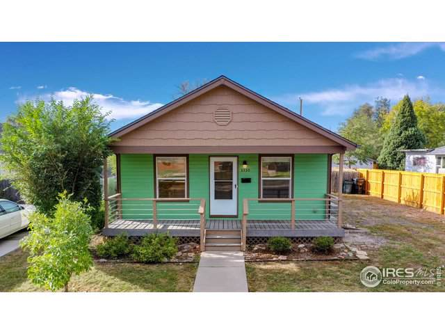 3330 W Dakota Ave, Denver, CO 80219 (MLS #895641) :: Colorado Home Finder Realty