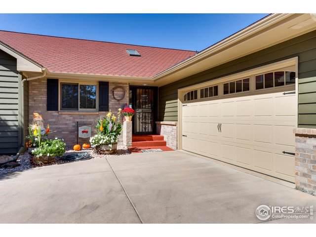 10540 Bonanza Rd, Parker, CO 80138 (MLS #895665) :: 8z Real Estate