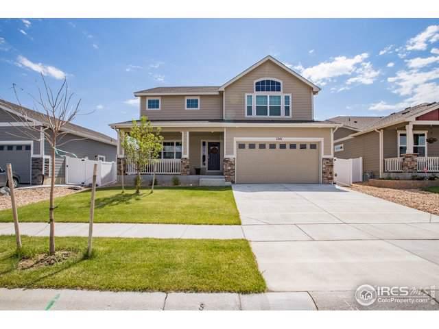 1241 Phipps Ln, Berthoud, CO 80513 (MLS #895670) :: 8z Real Estate