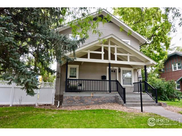 310 Taylor St, Sterling, CO 80751 (MLS #895685) :: 8z Real Estate