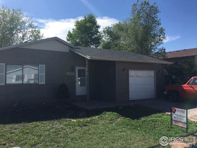 2027 Wedgewood Dr, Greeley, CO 80631 (MLS #895686) :: Kittle Real Estate