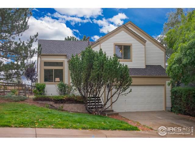 916 Arapahoe Cir, Louisville, CO 80027 (MLS #895694) :: J2 Real Estate Group at Remax Alliance