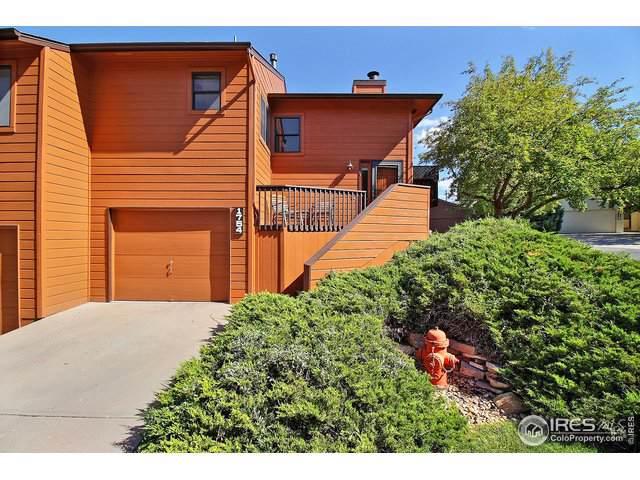 1754 Glen Meadows Dr, Greeley, CO 80631 (MLS #895752) :: 8z Real Estate