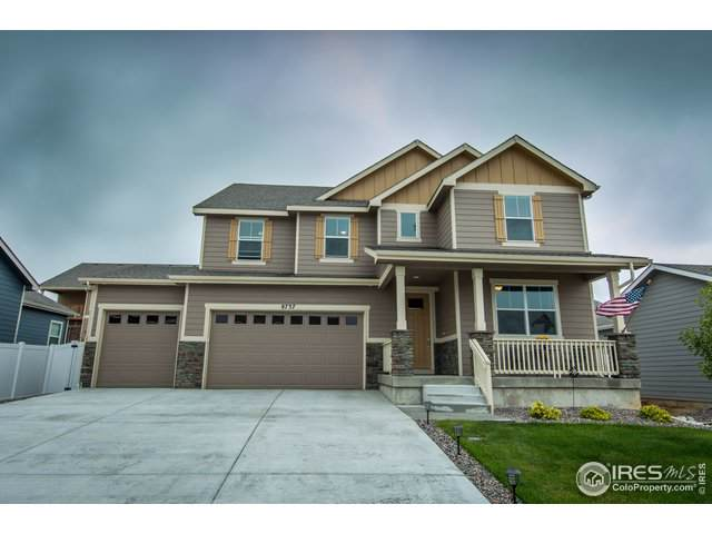 8737 16th St, Greeley, CO 80634 (MLS #895766) :: 8z Real Estate