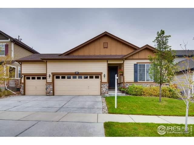6524 Empire Ave, Frederick, CO 80516 (MLS #895774) :: The Galvis Group