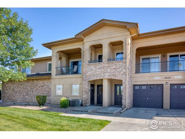 1024 Sonoma Cir B, Longmont, CO 80504 (MLS #895782) :: June's Team