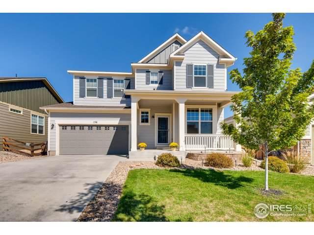 156 Maxwell Cir, Erie, CO 80516 (MLS #895793) :: 8z Real Estate