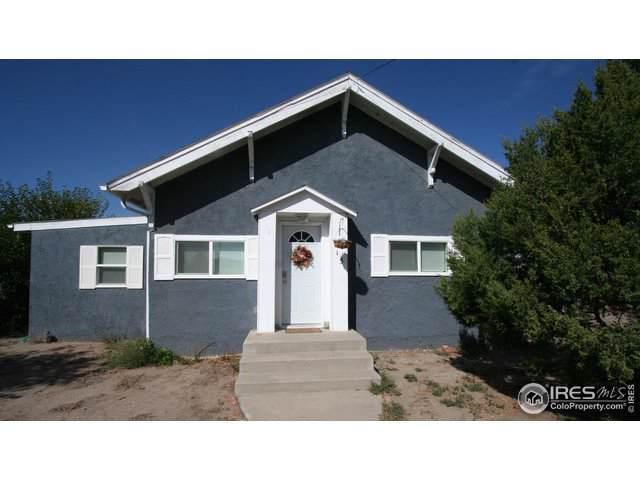 115 W Brush Ave, Fort Morgan, CO 80701 (MLS #895798) :: 8z Real Estate
