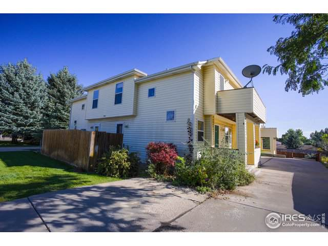 1036 Tierra Ln A, Fort Collins, CO 80521 (MLS #895799) :: 8z Real Estate