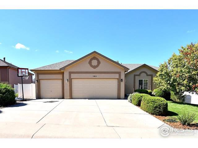 163 N 59th Ave Ct, Greeley, CO 80634 (MLS #895824) :: 8z Real Estate