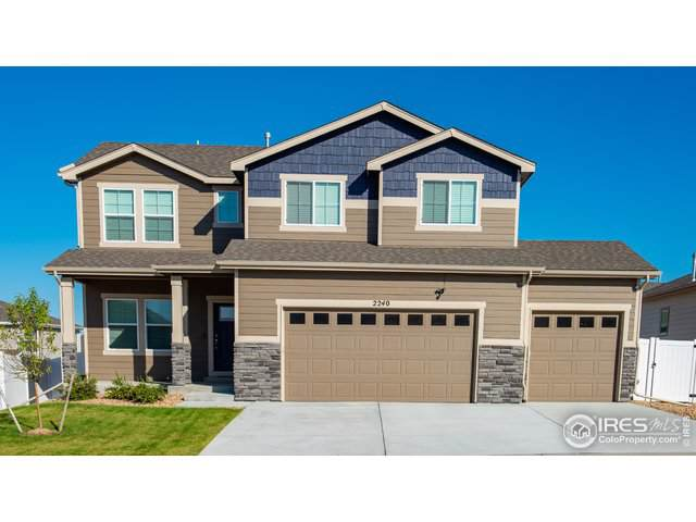 2240 75th Ave, Greeley, CO 80634 (MLS #895842) :: 8z Real Estate