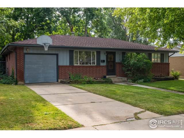 3110 25th St, Boulder, CO 80304 (MLS #895874) :: Bliss Realty Group