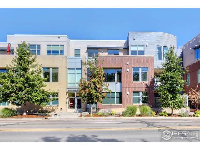 1655 Walnut St #207, Boulder, CO 80302 (MLS #895880) :: 8z Real Estate