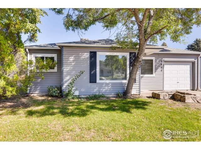 1200 Ulster St, Denver, CO 80220 (MLS #895881) :: 8z Real Estate