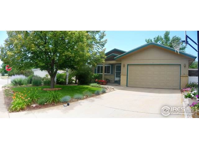 2804 W 24th St, Greeley, CO 80634 (MLS #895905) :: Kittle Real Estate