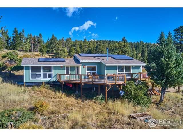 27036 Boulder Canyon Dr, Nederland, CO 80466 (MLS #895906) :: Jenn Porter Group