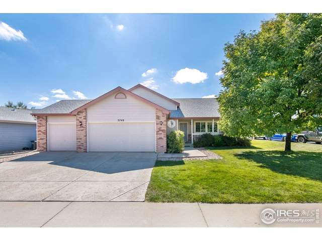3748 Downieville St, Loveland, CO 80538 (MLS #895939) :: Tracy's Team