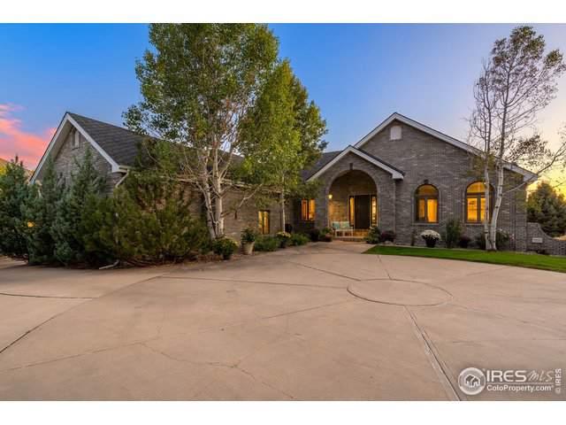 5225 Castle Ridge Pl, Fort Collins, CO 80525 (MLS #895949) :: Colorado Real Estate : The Space Agency