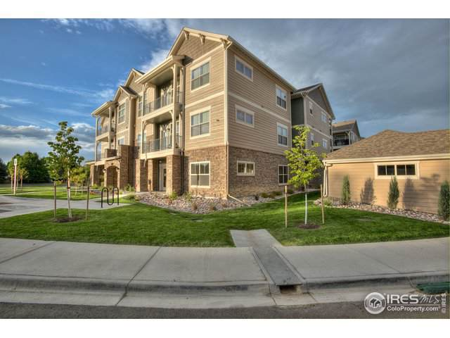 4642 Hahns Peak Dr #102, Loveland, CO 80538 (MLS #895979) :: Kittle Real Estate