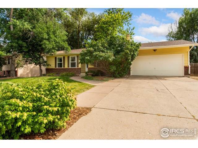 925 Mansfield Dr, Fort Collins, CO 80525 (MLS #895985) :: 8z Real Estate