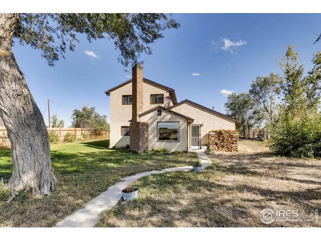 11566 County Road 18, Fort Lupton, CO 80621 (MLS #895998) :: 8z Real Estate