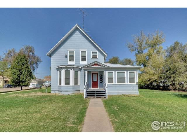 1129 7th St, Greeley, CO 80631 (MLS #896000) :: 8z Real Estate
