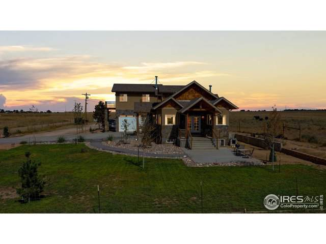 14205 County Road 26, Fort Lupton, CO 80621 (#896002) :: HomePopper