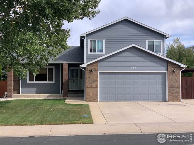 206 49th Ave, Greeley, CO 80634 (MLS #896018) :: 8z Real Estate