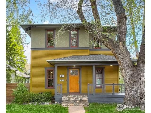 404 S Washington Ave, Fort Collins, CO 80521 (MLS #896020) :: Jenn Porter Group