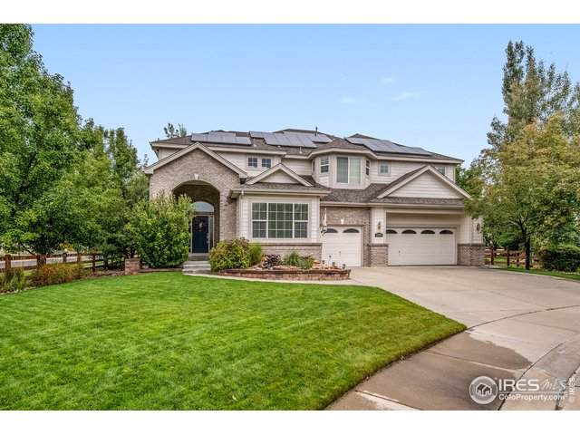 13905 Ptarmigan Dr, Broomfield, CO 80020 (MLS #896027) :: 8z Real Estate