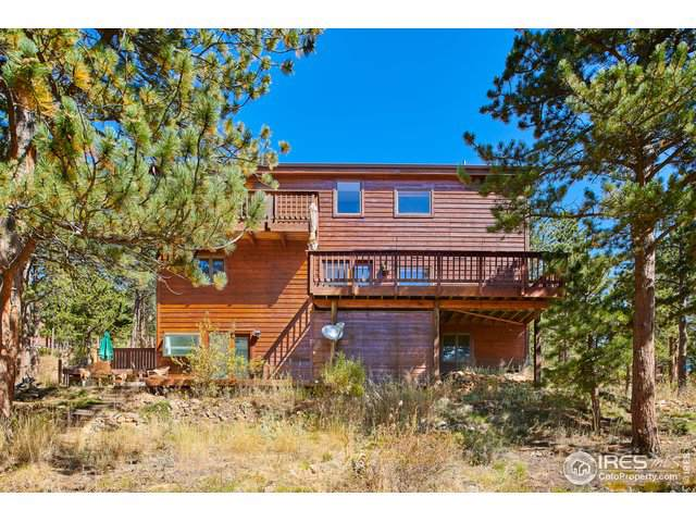 83 Sundance Cir, Nederland, CO 80466 (MLS #896038) :: J2 Real Estate Group at Remax Alliance