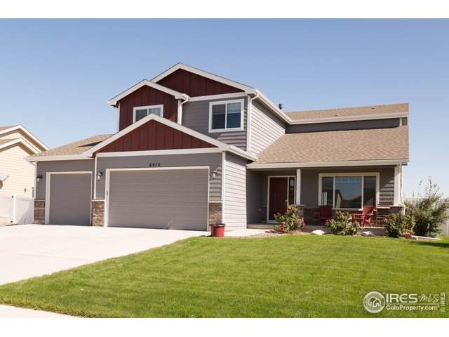 6970 Sumner St, Wellington, CO 80549 (MLS #896048) :: J2 Real Estate Group at Remax Alliance