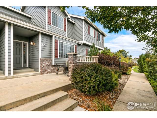 320 Strasburg Dr B2, Fort Collins, CO 80525 (MLS #896051) :: J2 Real Estate Group at Remax Alliance