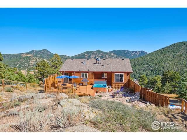 11150 Circle Dr, Golden, CO 80403 (MLS #896053) :: 8z Real Estate