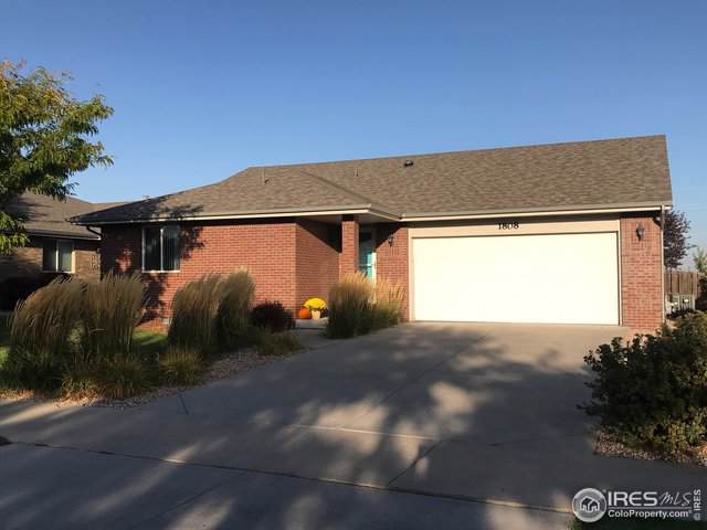 1808 72nd Ave, Greeley, CO 80634 (MLS #896068) :: 8z Real Estate