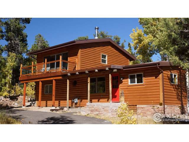 405 Long Trail Rd, Black Hawk, CO 80422 (MLS #896073) :: 8z Real Estate