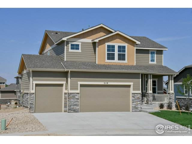 2118 Honeybee Dr, Windsor, CO 80550 (#896081) :: The Griffith Home Team