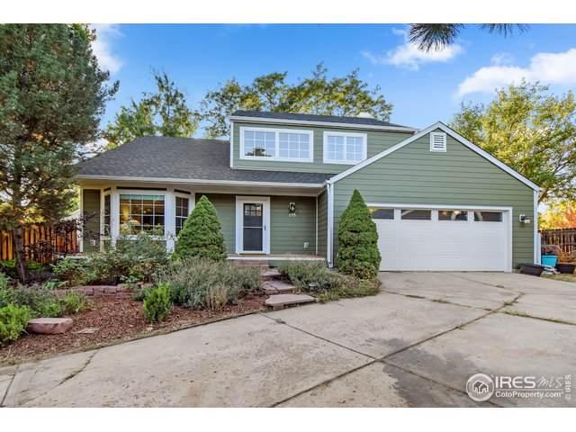 175 W Elm St, Louisville, CO 80027 (MLS #896098) :: 8z Real Estate