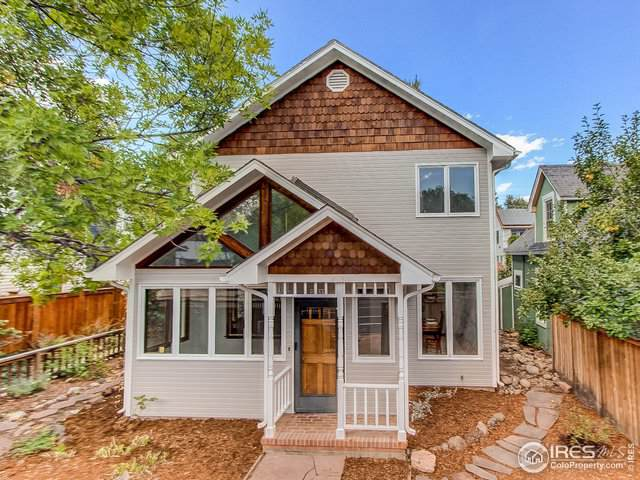 2313 Pine St, Boulder, CO 80302 (MLS #896101) :: 8z Real Estate