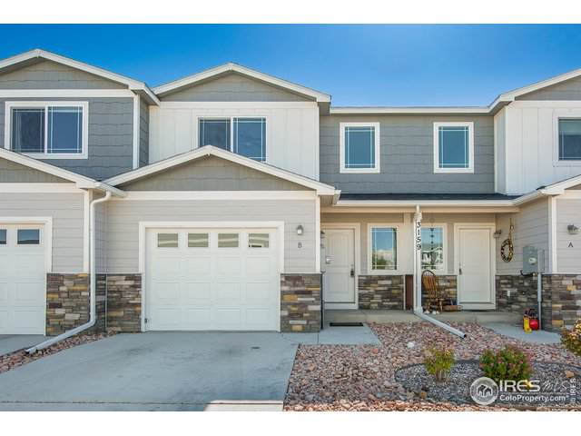3159 Fairmont Dr 8B, Wellington, CO 80549 (MLS #896107) :: June's Team