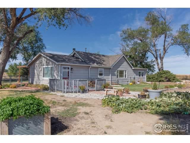 7518 County Road J, Wiggins, CO 80654 (MLS #896108) :: Hub Real Estate