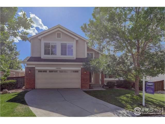 10228 Hexton Ct, Lone Tree, CO 80124 (MLS #896123) :: 8z Real Estate