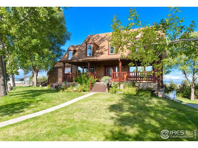 3300 Cottonwood Ln, Berthoud, CO 80513 (MLS #896150) :: 8z Real Estate
