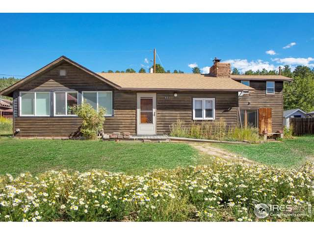 653 W 4th St, Nederland, CO 80466 (MLS #896159) :: J2 Real Estate Group at Remax Alliance